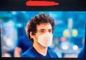 کشف ۱۰۰ هزار ماسک غیر بهداشتی + تصاویر
