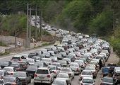 هشدار به مسافران جاده هراز و کندوان