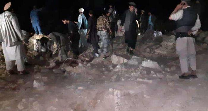 انفجار بزرگ در افغانستان/خیابان ها رنگ خون گرفت