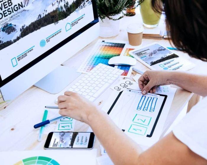 طراحی سایت در دهکده جهانی اینترنت