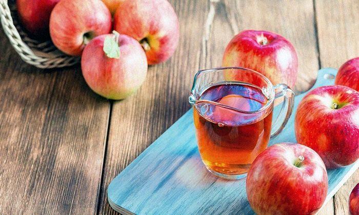فواید مصرف روزانه سرکه سیب