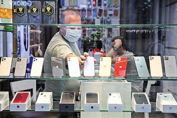 آخرین قیمت پرفروش ترین گوشی های اپل در بازار + جدول