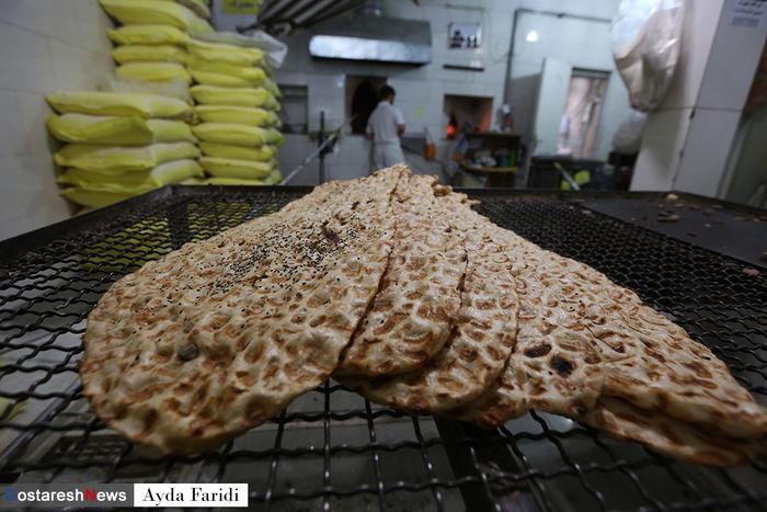 آخرین اخبار از گرانی نان در تهران