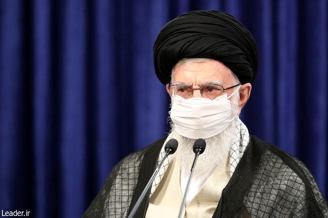 چرا رهبر انقلاب ماسک هایی که دوستانشان هدیه آورده بود را استفاده نکردند؟