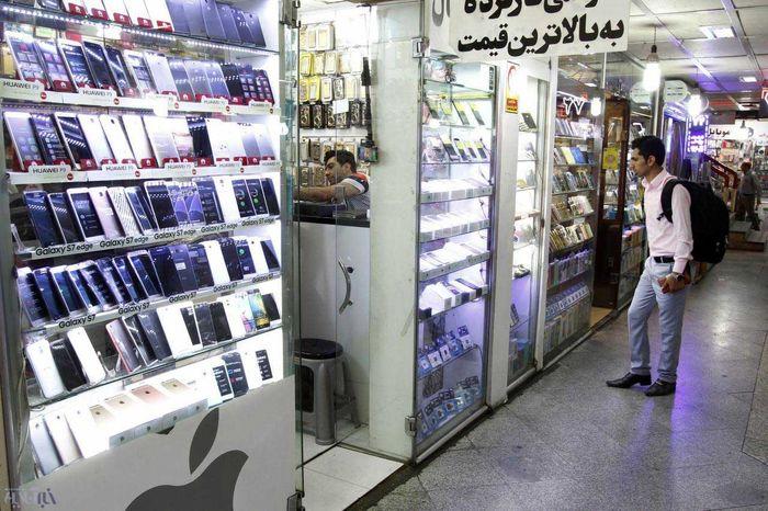 قیمت انواع گوشی موبایل در بازار (یک اسفند) + جدول
