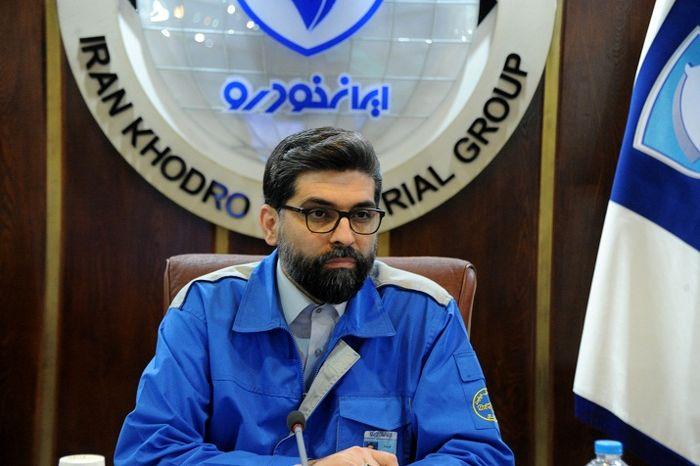 پیام مدیرعامل ایران خودرو به مناسبت دهه فجر