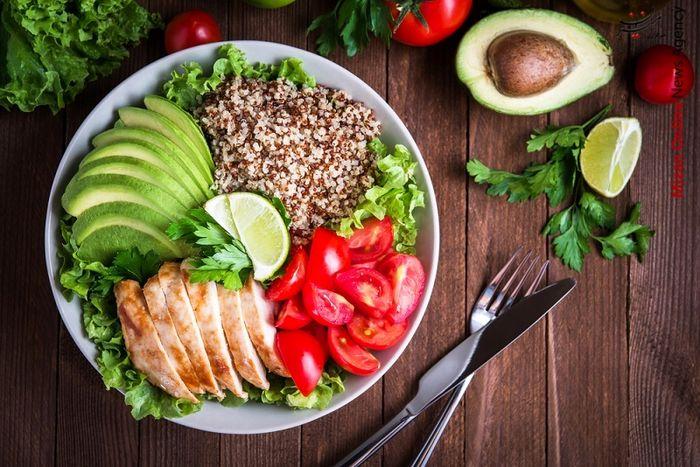 بهترین خوراکی های طبیعی برای رفع گرسنگی