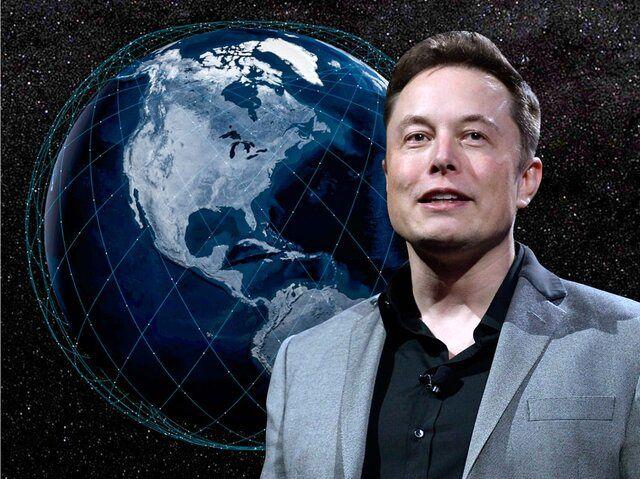 وعده جدید ایلان ماسک درباره اینترنت ماهواره ای