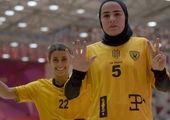 تصفیه حساب عجیب دختران فوتسال ایران در کویت