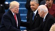 انتقاد جدید ترامپ از بایدن