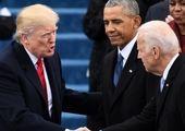 رکورد تاریخی رییس جمهور امریکا + عکس
