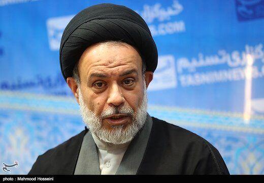 یک روحانی کاندیدای جدید انتخابات ۱۴۰۰+عکس