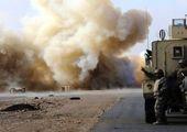فوری / حمله شبانگاهی به کاروان نظامی آمریکا در عراق