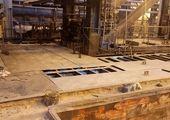 احداث واحد بریکت سازی در فولاد سفید دشت