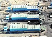 تلاش پاکبانان شرکت سنگ آهن مرکزی برای مبارزه با کرونا