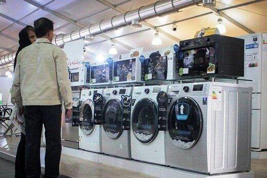 قیمت ماشین لباسشویی در بازار (۹۹/۱۱/۳)