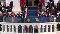 برگزاری مراسم تحلیف بایدن در میان تدابیر شدید امنیتی