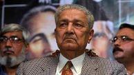 پدر برنامه هستهای پاکستان درگذشت  + عکس