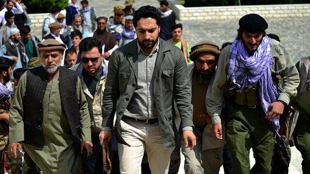 خروج فرزند احمد شاه مسعود از افغانستان صحت دارد؟