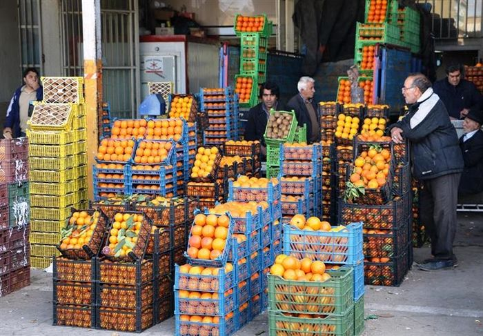 میوه گران شد + جدول قیمت
