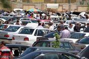 بازار خودرو قفل شد؛ کوچ خریداران از بازار