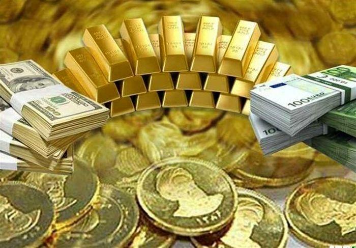 قیمت دلار طلا را به اوج رساند
