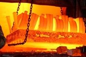 افزایش بازده کیفی تختالهای گازترش فولاد مبارکه