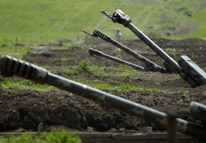درگیری نظامی میان نیروهای ارمنستان و جمهوری آذربایجان