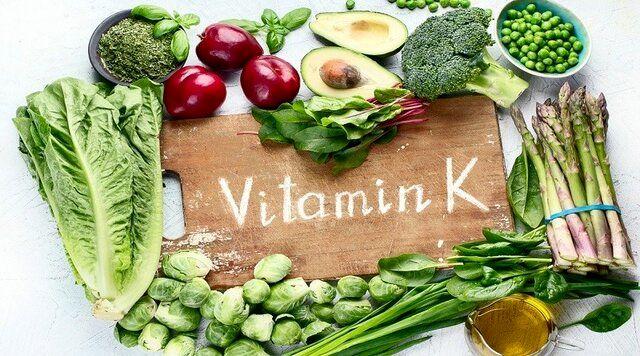 فواید مهم ویتامین K برای سلامت بدن