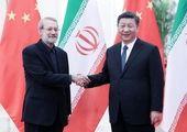 فیلم امضای قرارداد ۲۵ ساله ایران و چین