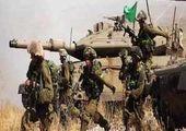 صنایع نظامی اسرائیل زیر حمله آتش! + فیلم