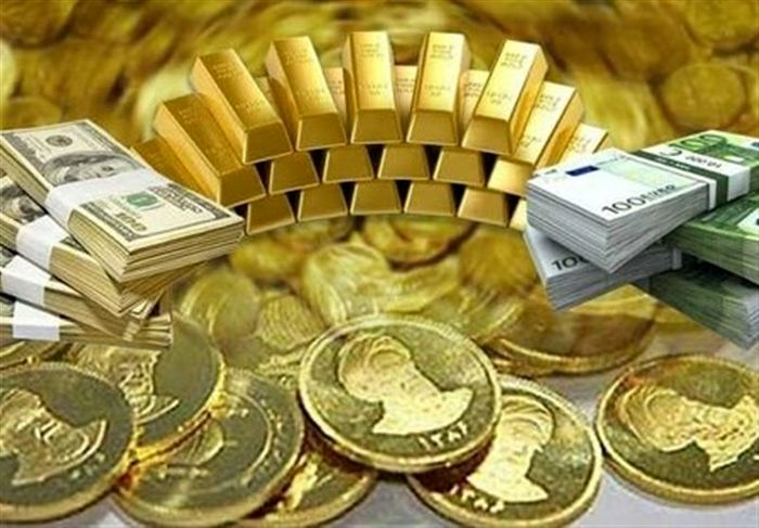 آخرین قیمت طلا، سکه و دلار در بازار(۹۹/۱۱/۰۹)