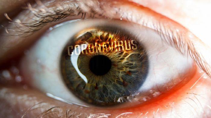 کشف جالب درباره رابطه کرونا و قرنیه چشم