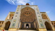 تصاویر/ مسجد قجری در مرکز سمنان