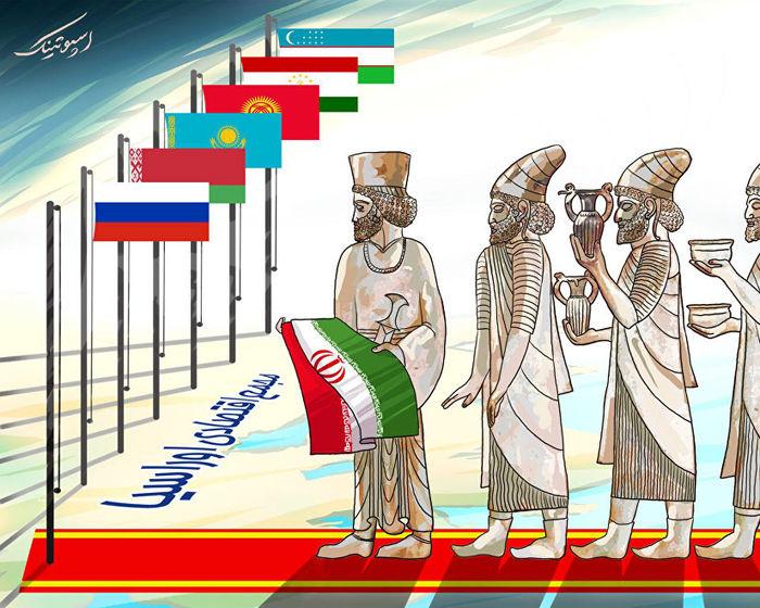 صادرات ایران به اوراسیا افزایش یافت