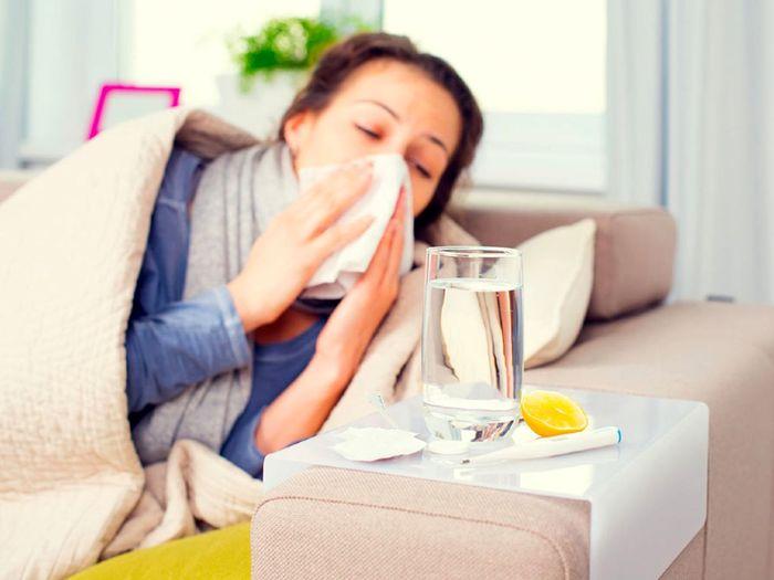 درمان های خانگی سرماخوردگی را بشناسید
