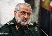واکنش تند سردار شکاری به دست بزن اقای نماینده +فیلم