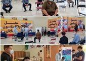 نصب سیستم اطفای حریق خودکار در فولاد خوزستان