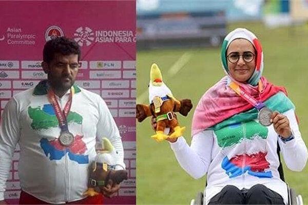 پرچمداران پارالمپیک با قرعه کشی مشخص می شوند