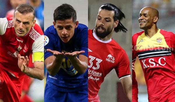 مهمترین ستاره تیم های ایرانی در آسیا