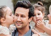 عکس علیرضا بیرانوند و همسر قرمزپوشش در تولد !
