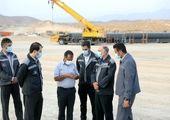طرح انتقال آب خلیج فارس یک گام تا بهره برداری