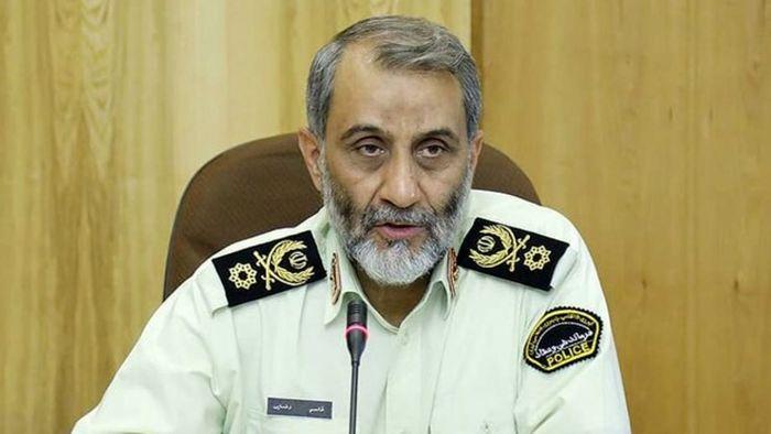 جانشین فرمانده ناجا: در اعتراضات خوزستان حق با مردم بود