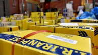 افزایش تعداد بسته های پستی در اوج شیوع کرونا
