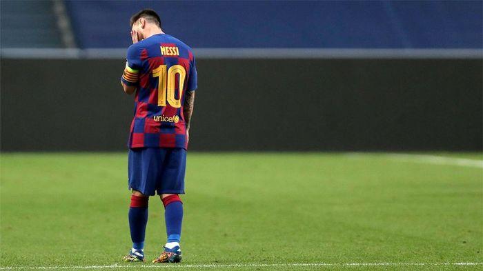 پنج خواسته مسی برای تمدید با بارسلونا