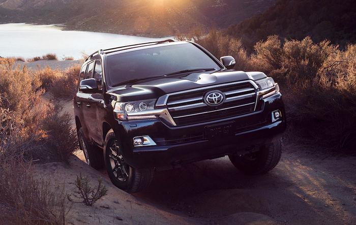 پرفروش ترین خودروها در خاورمیانه؛ از پراید تا لندکروز!