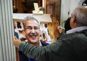 جواد عزتی در ونیز + فیلم