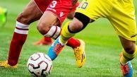 اولین بازیکن زن در تیم فوتبال مردان + عکس