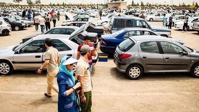نرخ جدید خودروها پس از مجوز افزایش قیمت