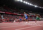 توکو۲۰۲۰/ ساروی در دیدار رده بندی المپیک